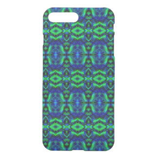 Digital Art Cool Modern Abstract Pattern iPhone 8 Plus/7 Plus Case