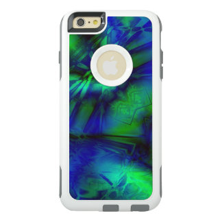 Digital Art Cool Modern Abstract Pattern OtterBox iPhone 6/6s Plus Case