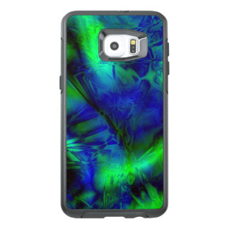 Digital Art Cool Modern Abstract Unique OtterBox Samsung Galaxy S6 Edge Plus Case