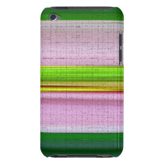 Digital Art in Pink/Green iPod Touch Case-Mate