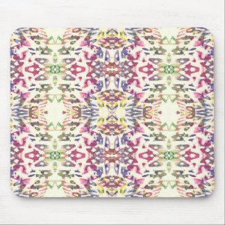 Digital Art Pattern Mouse Pad