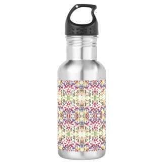Digital Art Pattern Water Bottle 532 Ml Water Bottle