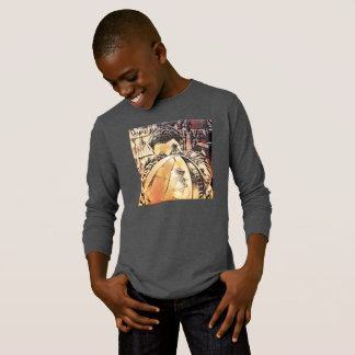 Digital Art Photography: Hoops T-Shirt