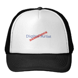 Digital Artist / Dangerous Cap