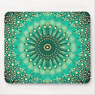 Digital Artistic Background Mouse Pads
