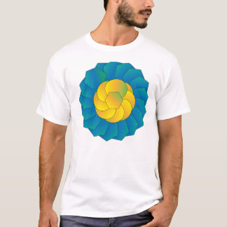 Digital artwork t-shirt