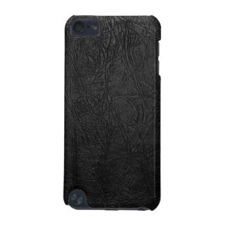 Digital Black Leather iPod Touch (5th Generation) Cases
