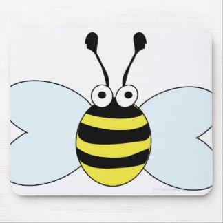 Digital Bumblebee Mouse Mat