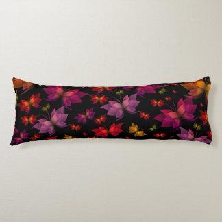 Digital Butterflies Body Pillow