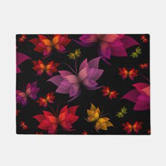 Digital Butterflies Doormat