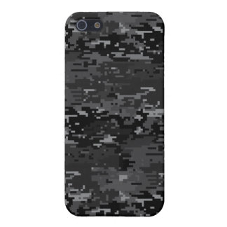 Digital Camo iPhone 5 Cover