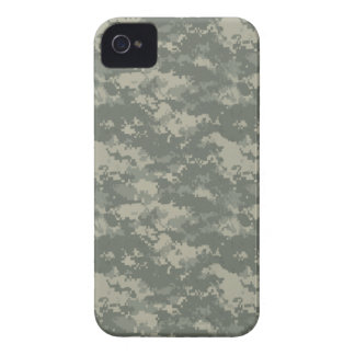 Digital Camo iPhone Case