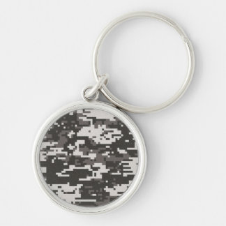 Digital Camo Key Ring