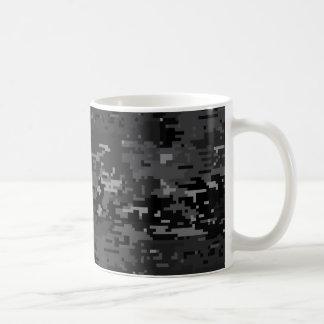 Digital Camo Basic White Mug