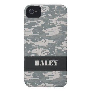Digital Camouflage Barely There iPhone 4 Case