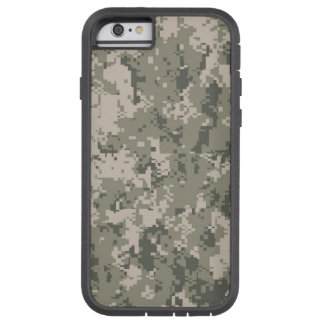 Digital Camouflage Design Tough Xtreme iPhone 6 Case