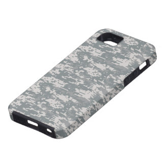 Digital Camouflage Gray - Iphone 5 Case