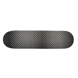 Digital Carbon Fiber Deck 18.1 Cm Old School Skateboard Deck