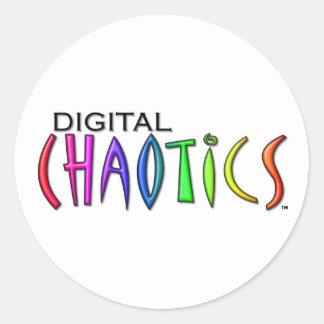 Digital Chaotics Sticker
