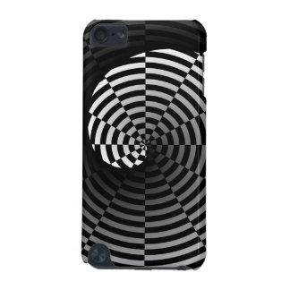 Digital Checker Yin Yang iPod Touch 5G Cases