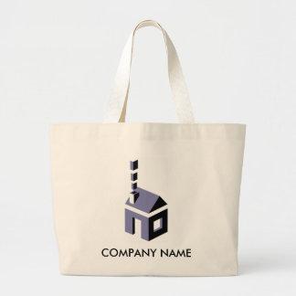 Digital Chimney Customizable Bag
