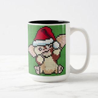 Digital Christmas mug