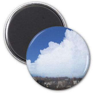 Digital Clouds 1/6/13 Fridge Magnets