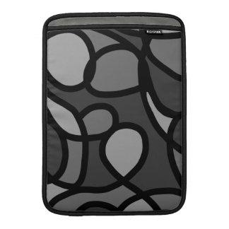 Digital Collage MacBook Sleeve