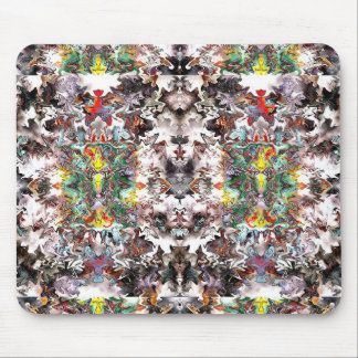 Digital Collage Mouse Pad