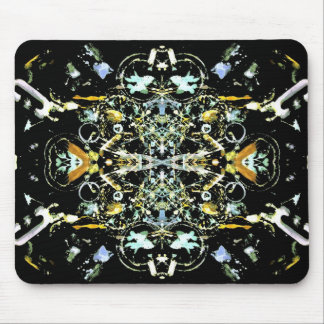 Digital Collage Mousepad