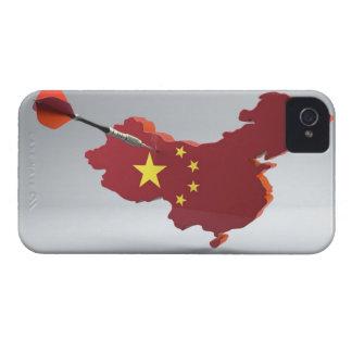 Digital Composite of China iPhone 4 Case