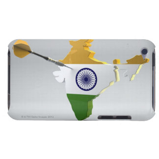 Digital Composite of India iPod Touch Covers
