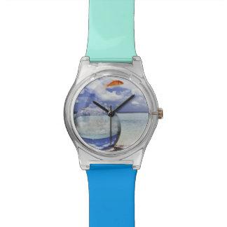 Digital composition watch