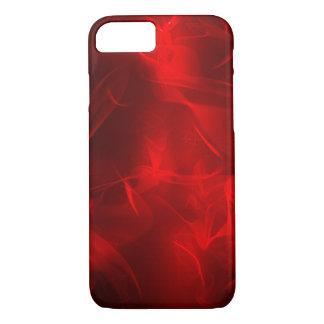 Digital Demon Hellfire Fractal Pattern iPhone 7 Case