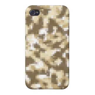 Digital Desert Camo iPhone 4/4S Covers