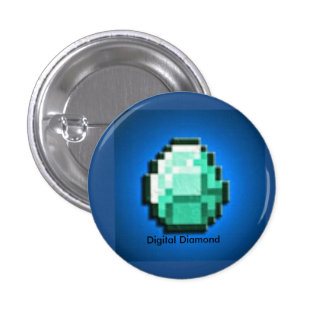 Digital Diamond Button