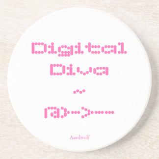 Digital Diva Coaster