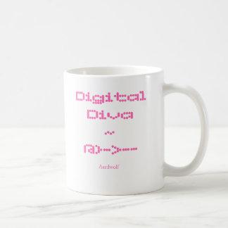 Digital Diva Coffee Mug