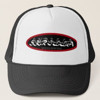 "digital DzynR's ""SKRILLA WORLDWIDE"" Mesh Ball cap"