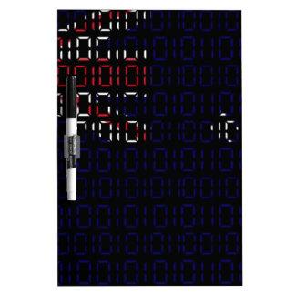 digital Flag (Australia) Dry Erase Board