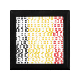 digital Flag (Belgium) Gift Box