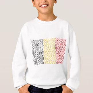 digital Flag (Belgium) Sweatshirt