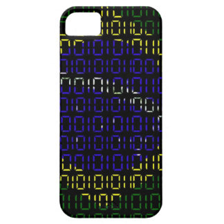 digital Flag (Brazil) Barely There iPhone 5 Case