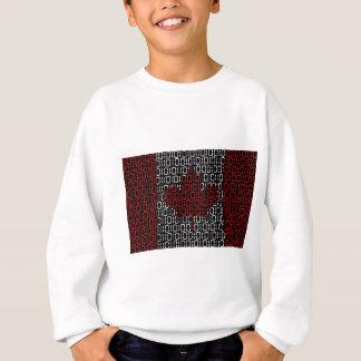 digital Flag (Canada) Sweatshirt