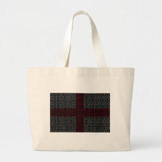 digital Flag (St George's Cross) Bags