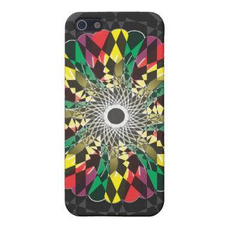 Digital flower - iPhone Case iPhone 5 Case