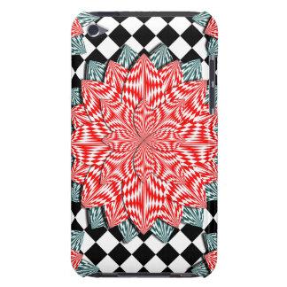Digital Flower iPod Case-Mate Cases
