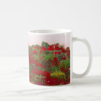 Digital Flowerbed Mug