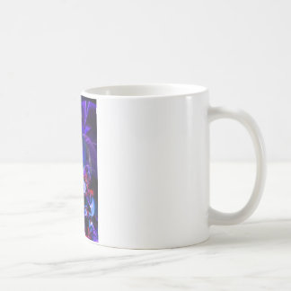 Digital Flowers purple by Tutti Mugs