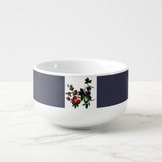 Digital Fruit Soup Mug
